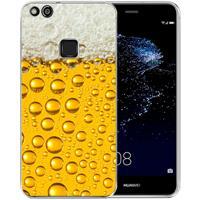 B2Ctelecom Huawei P10 Lite Uniek TPU Hoesje Bier