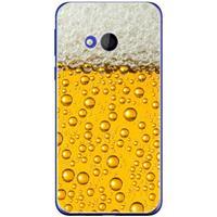 B2Ctelecom HTC U Play Uniek TPU Hoesje Bier