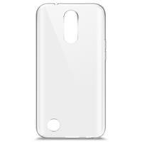 B2Ctelecom LG K10 2017 TPU Case Transparant