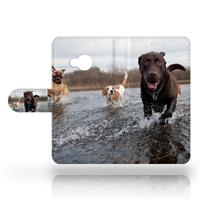 B2Ctelecom HTC U Play Uniek Design Hoesje Honden