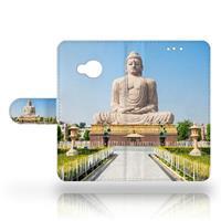 B2Ctelecom HTC U Play Uniek Design Hoesje Boeddha