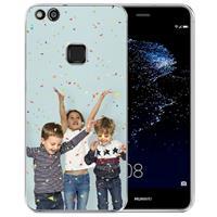 B2Ctelecom Huawei P10 Lite TPU Hoesje Maken met Foto's