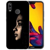 B2Ctelecom Huawei P20 Lite Zelf TPU Hoesje Maken met Foto