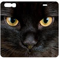 B2Ctelecom Uniek Design Hoesje Zwarte Kat Huawei P10 Plus