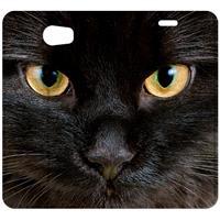 B2Ctelecom Huawei Y5 II | Y6 II Compact Uniek Hoesje Zwarte Kat