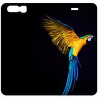 B2Ctelecom Uniek Design Hoesje Papegaai Huawei P10 Plus