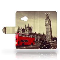 B2Ctelecom HTC U Play Uniek Design Hoesje London