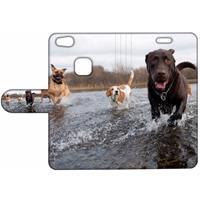 B2Ctelecom Design Hoesje Honden voor de Huawei P10 Lite