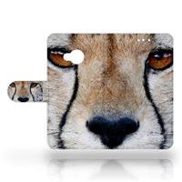 B2Ctelecom HTC U Play Uniek Design Hoesje Cheetah
