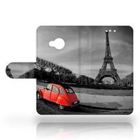 B2Ctelecom HTC U Play Uniek Design Hoesje Parijs