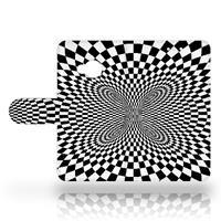 B2Ctelecom HTC U Play Uniek Design Hoesje Illusie