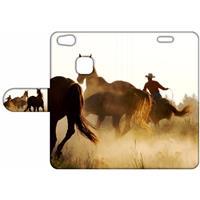 B2Ctelecom Design Hoesje Cowboy voor de Huawei P10 Lite