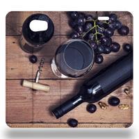 B2Ctelecom Huawei Y5 II | Y6 II Compact Uniek Hoesje Wijn