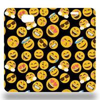 B2Ctelecom Huawei Y5 II | Y6 II Compact Uniek Hoesje Emoji's