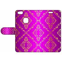 B2Ctelecom Design Hoesje Barok Roze voor de Huawei P10 Lite