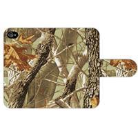 B2Ctelecom Apple iPhone 4/4S Uniek Ontworpen Boekhoesje Camouflage
