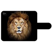 B2Ctelecom Apple iPhone 4   4S Uniek Ontworpen Design Hoesje Leeuw