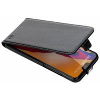 Flipcase Smart Case Voor Huawei P20 Lite Zwart