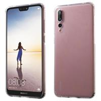 Huawei P20 Pro Anti-slip TPU Case - Doorzichtig