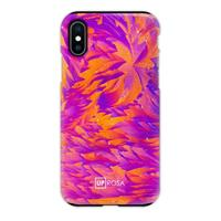 UpRosa backcover hoes - iPhone X / XS - Aspirin Flowers