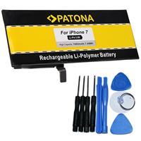 Patona iPhone 7 accu incl. gereedschap ()