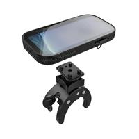 BeHello Universal Bike Holder 5.5 inch Black -