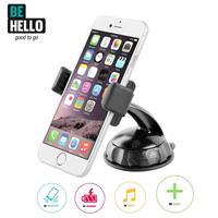 BeHello Universal Car Holder Dashboard up to 5.5Inch Black -