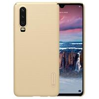 Nillkin Super Frosted Shield Huawei P30 Cover - Goud