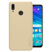 Nillkin Super Frosted Shield Huawei P Smart (2019) Cover - Goud