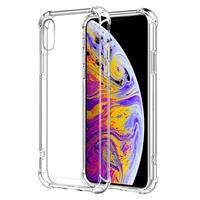mobiq Clear Rugged Case iPhone XS Max