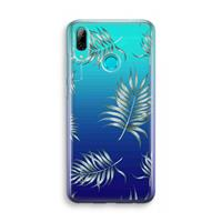 Huawei P Smart (2019) Transparant Hoesje (Soft) - Simple leaves