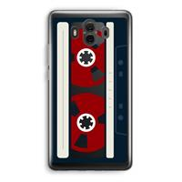 Huawei Mate 10 Transparant Hoesje (Soft) - Here's your tape