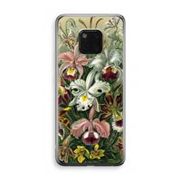 Huawei Mate 20 Pro Transparant Hoesje (Soft) - Haeckel Orchidae