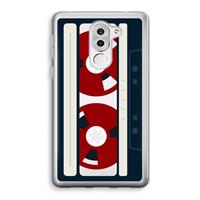 Honor 6X Transparant Hoesje (Soft) - Here's your tape