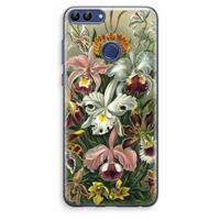 Huawei P Smart (2018) Transparant Hoesje (Soft) - Haeckel Orchidae