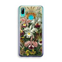 Huawei P Smart (2019) Transparant Hoesje (Soft) - Haeckel Orchidae