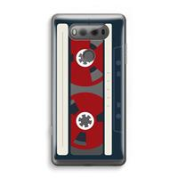 LG V20 Transparant Hoesje (Soft) - Here's your tape