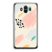 Huawei Mate 10 Transparant Hoesje (Soft) - Sunday Chillings