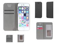 HTC Smart Magnet luxe book case  One a9s grijs