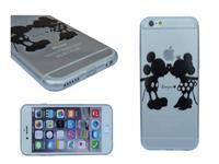 Apple TPU Softcase Iphone 6 motief