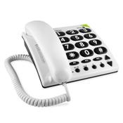 Doro PhoneEasy 311c Analoge telefoon Wit