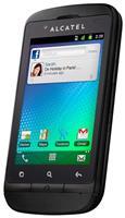 Alcatel One Touch 918D - Dual Sim - Zwart