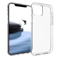 Anti-Slip iPhone 12/12 Pro TPU Case - Doorzichtig