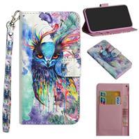 Wonder Series iPhone 12 mini Wallet Case - Uil