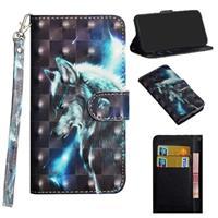 Wonder Series iPhone 12 mini Wallet Case - Wolf