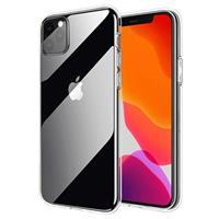 Anti-Slip iPhone 11 Pro TPU Case - Doorzichtig