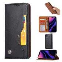 Card Set Series iPhone 11 Pro Wallet Case - Zwart