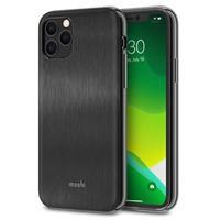 Moshi iGlaze Slim iPhone 11 Pro Hybrid Case - Zwart