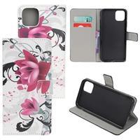 Style Series iPhone 11 Pro Wallet Case - Lotusbloem