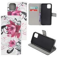 Style Series iPhone 11 Wallet Case - Lotusbloem
